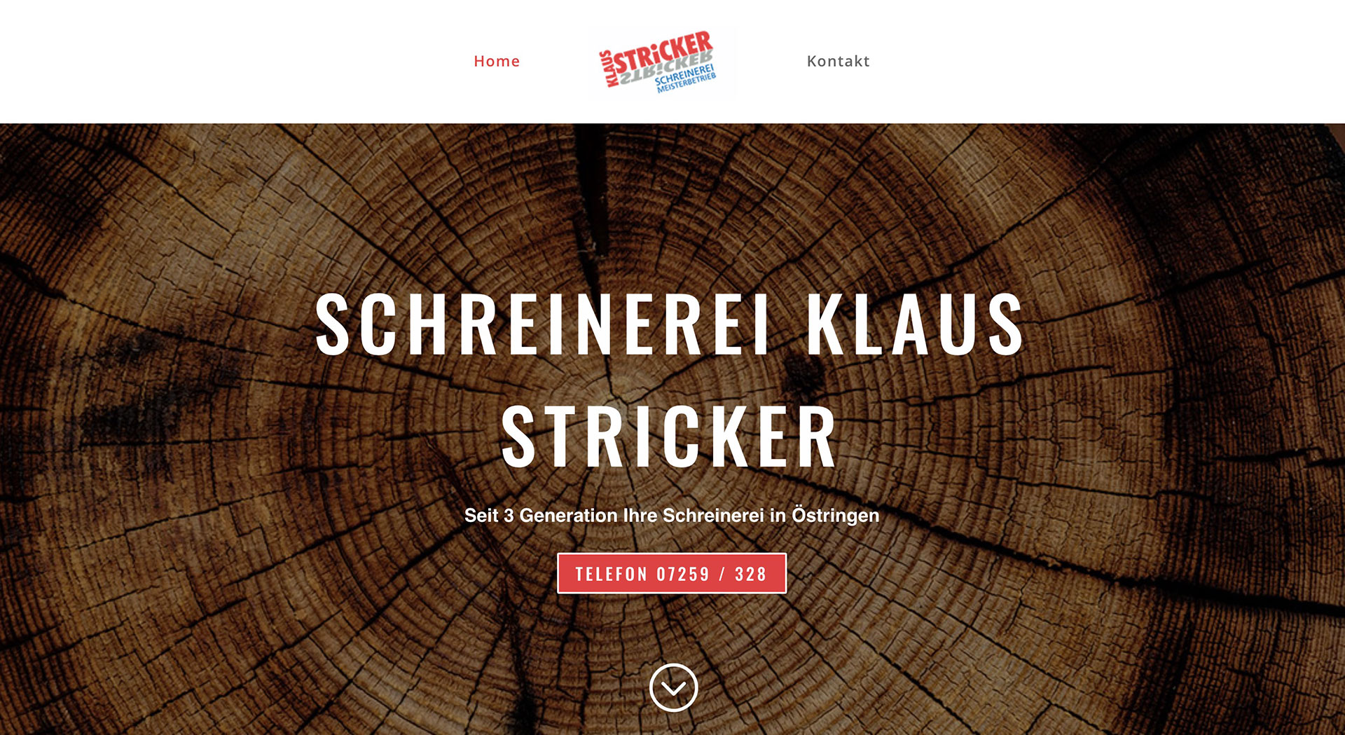 Schreinerei | Klaus Stricker
