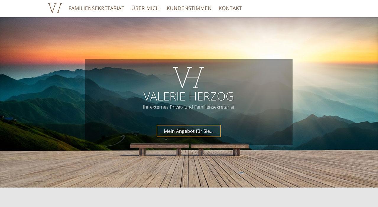 Familiensekretariat |Valerie Herzog