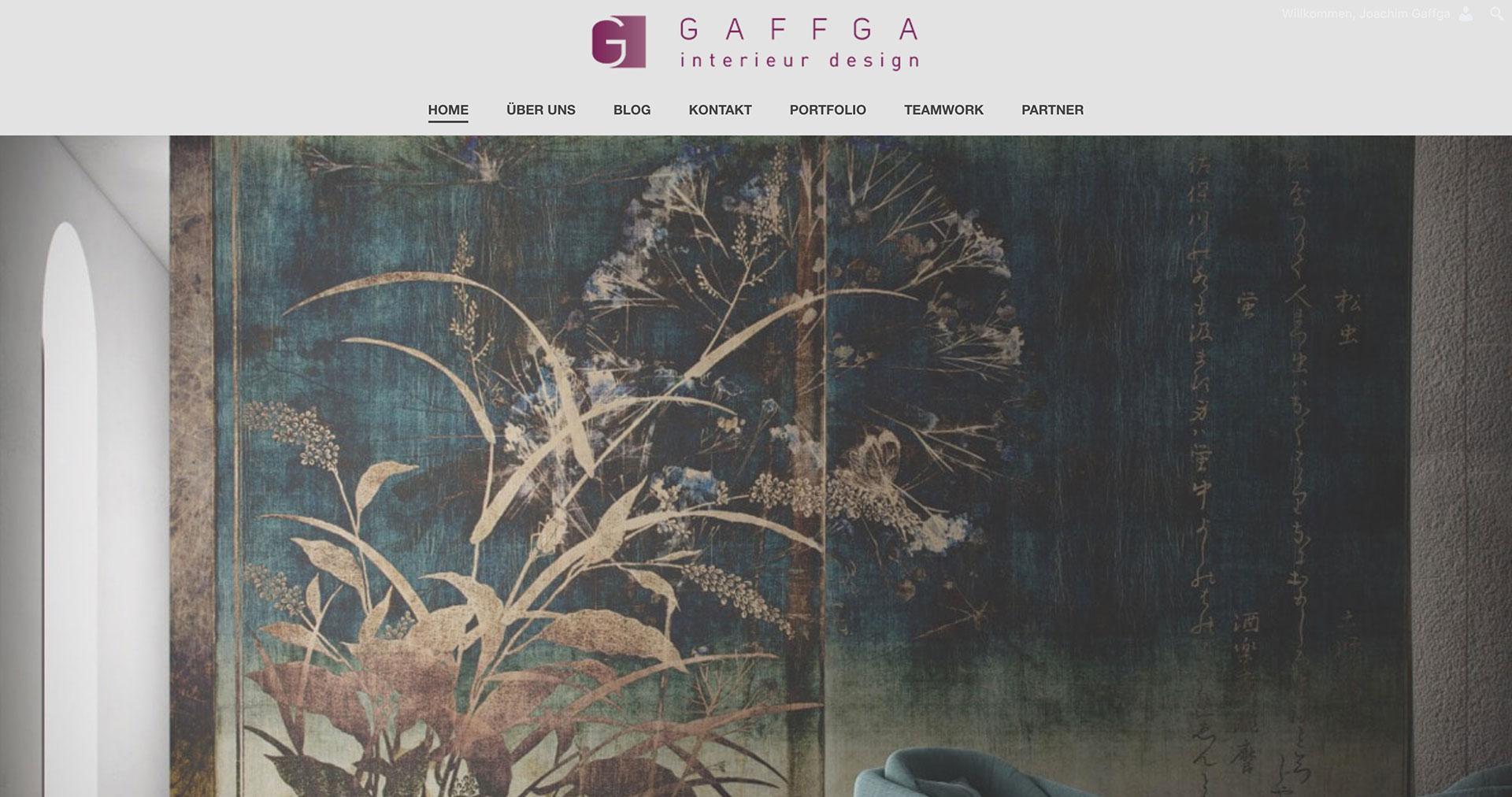 Gaffga Interieur Design | Ulrike Gaffga